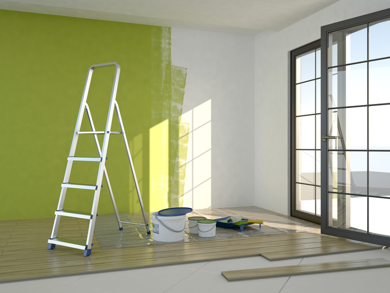 Tinteggiatura casa: il modo più semplice e meno dispendioso per rinnovare la tua casa.